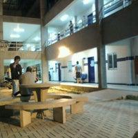 Photo taken at Faculdade Ateneu - Sede Messejana by Amanda P. on 5/17/2012
