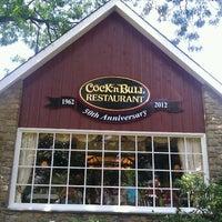 Photo taken at Cock 'n Bull Restaurant by christy v. on 8/29/2012