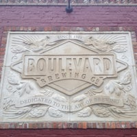 Photo taken at Boulevard Brewing Co by James S. on 9/1/2012