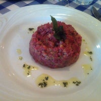Photo taken at Le Vin Bistro e Patisserie by Ana Carolina M. on 3/19/2012