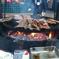 Photo taken at San Luis Obispo Farmers' Market by Jonathon C. on 8/17/2012