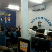 Photo taken at Sesi Icaparaiba by Antonio C. on 8/31/2012