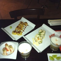 Photo taken at Mixtura Peruvian Cuisine by Fancy M. on 3/10/2012