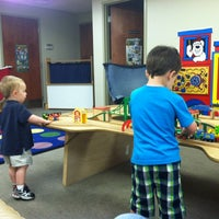 Photo taken at Spring Hill Public Library by David B. on 4/7/2012