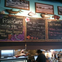 Photo taken at Uncle's Fish Market & Grill by Kevin H. on 2/25/2012