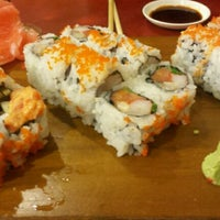 Photo taken at Midori Japanese Restaurant by Bob P. on 2/19/2012