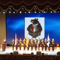 Photo taken at Городской дворец культуры by Dmitry K. on 2/22/2012