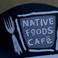 Photo taken at Native Foods by Nelson R. on 7/26/2012