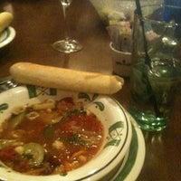 Photo taken at Olive Garden by Amanda C. on 2/14/2012