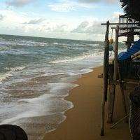 Photo taken at Lanta New Beach Bungalows by Sergio Z. on 8/1/2012