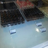 Photo taken at Christian Andrie The Real Chocolate by florine s. on 8/21/2012