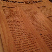 Photo taken at American Oak by Kelley on 3/24/2012