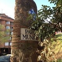 Photo prise au Parc del Guinardó par Javi L. le4/6/2012