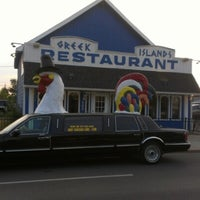 Photo taken at Greek Islands Restaurant by Kevin R. on 7/14/2012
