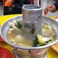 Photo taken at Nan Hwa Chong Fish-Head Steamboat Corner by K V S. on 8/10/2012