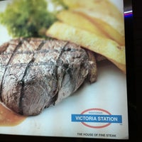 Photo taken at Victoria Station PJ by Wan N. on 4/1/2012