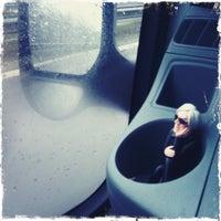 Photo taken at FLIMMERMOBIL by Holger K. on 4/3/2012
