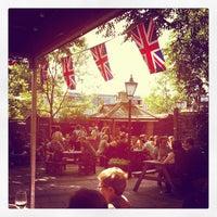 Photo taken at Edinboro Castle by Darren D. on 7/22/2012