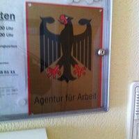 Photo taken at Agentur für Arbeit by Rebb on 2/15/2012