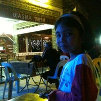 Photo taken at Wasna Tomyam by Kerox A. on 9/3/2012