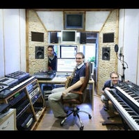 Photo taken at Syntheticsax Studio by Syntheticsax M. on 3/17/2012