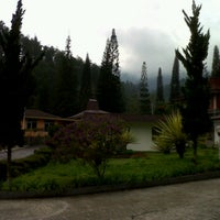 Photo taken at Lembah Hijau, Mountain Resort Hotel by revita j. on 2/7/2012