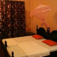 Photo taken at Shahira Hotel, Nilaveli Beach by Nastya S. on 7/12/2012