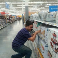 Photo taken at Walmart Supercenter by Josh P. on 5/22/2012