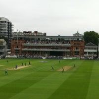 Photo taken at Lord's Cricket Ground (MCC) by Dave F. on 9/2/2012