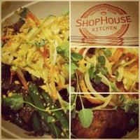 Photo taken at ShopHouse Kitchen by Lucio B. on 2/17/2012