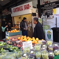 Photo taken at Tooting Market by Marcelo A. on 3/19/2012