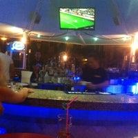 Photo taken at Poolbar @ Club Alla Turca by Nilay Y. on 8/12/2012