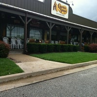 Photo taken at Cracker Barrel Old Country Store by Jennifer H. on 9/1/2012