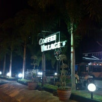 Photo taken at Coffee Village Cafe by SAIPUL N. on 8/13/2012