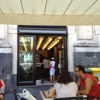 Photo taken at Caffè del Duomo by Livio F. on 8/13/2012
