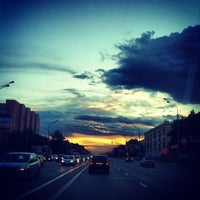 Photo taken at Ryazansky Avenue by ✨Naveena A. on 6/28/2012