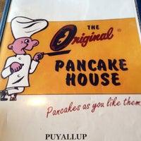 Photo taken at The Original Pancake House by Steven H. on 2/18/2012