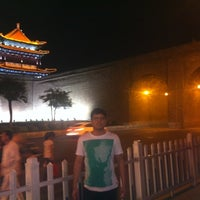 Photo taken at Shuyuan Youth Hostel Xi'an by André R. on 6/2/2012