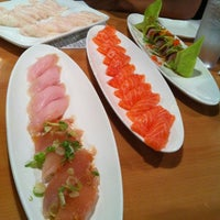 Photo taken at Asahi Sushi by Karen M. on 8/15/2012