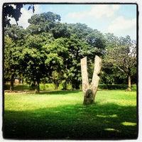 Photo taken at Parque Generalísimo Francisco de Miranda by Enrique G. on 4/11/2012