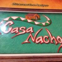 Photo taken at Casa Nachos by Ryan on 7/11/2012