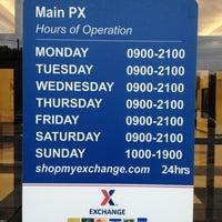 Photo taken at Fort Benning Main PX by Matthew B. on 4/18/2012