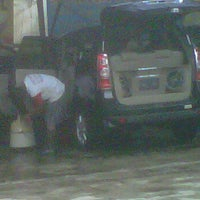 Photo taken at Suranta Jaya Car Wash by David P. on 3/31/2012