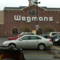 Photo taken at Wegmans by Sean T. on 3/31/2012