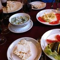 Photo taken at Persepolis Restaurant by Caroline N. on 9/10/2012