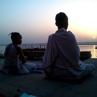 Photo taken at Lali Ghat by 2pong on 3/24/2012