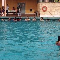 Photo taken at Kompleks Sukan Likas Swimming Pool by ♛JKrain♚™ on 5/6/2012