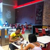 Photo taken at Burger King by Alberto J G. on 6/14/2012