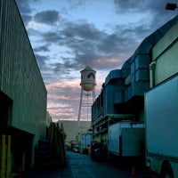Photo taken at Stage 25: Paramount Studios by Trevor H. on 9/6/2012