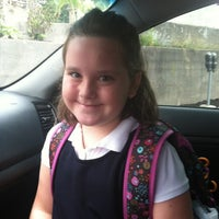 Photo taken at Assumption School by Amy C. on 9/5/2012